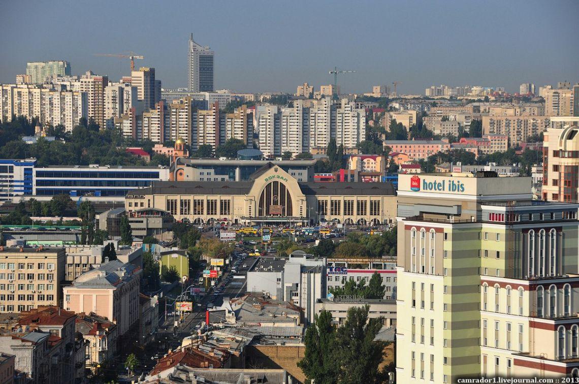 Соломенский район, города Киев