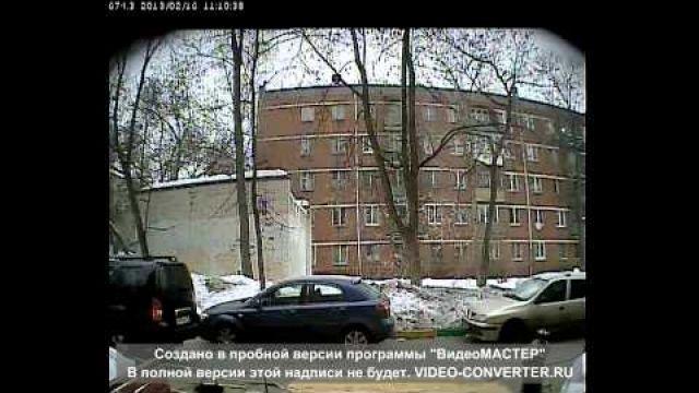 Пропала собака! Ленинский просп. Москва